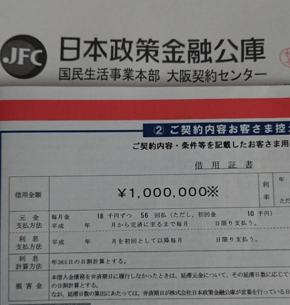 特に問題なく「日本政策金融公庫」を利用できた方の審査体験談