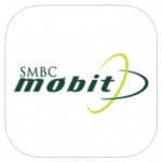 SMBCモビット公式アプリの場合