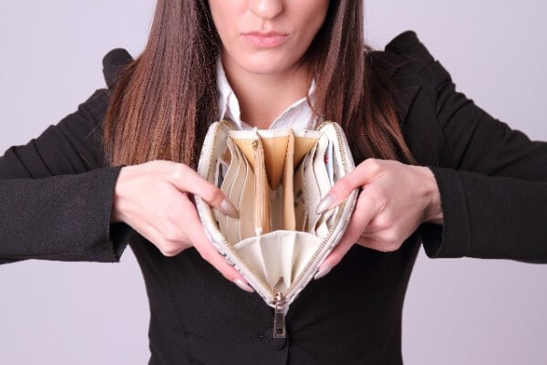 ④現金の持ち歩きは最低限に抑えよう