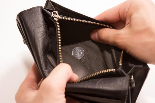 給料日前の金欠:お金がないときの対策について徹底リサーチ!