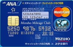 みずほ銀行「マイレージクラブカード」