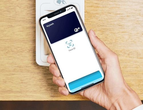 「Apple Pay」利用イメージ