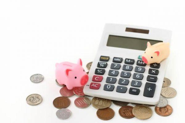 愛知銀行カードローン、毎月の返済方法とその金額(小銭と電卓)