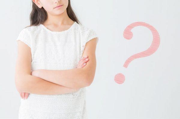 プロミスに関するよくある質問と回答(?マークと女性)
