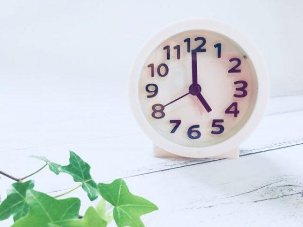 SMBCモビットで即日融資を受けるための目安タイムリミットは曜日問わず「17時」頃