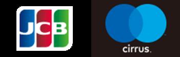 JCB master cirrus ロゴ