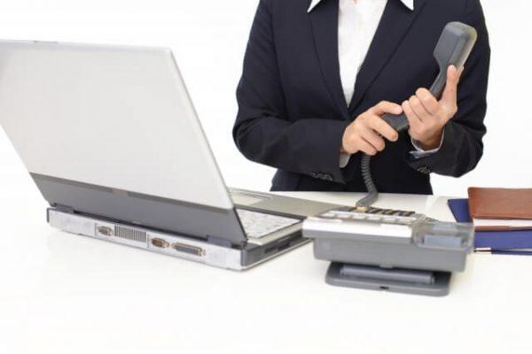 よくある質問2:勤務先への電話確認(在籍確認)について教えてください。